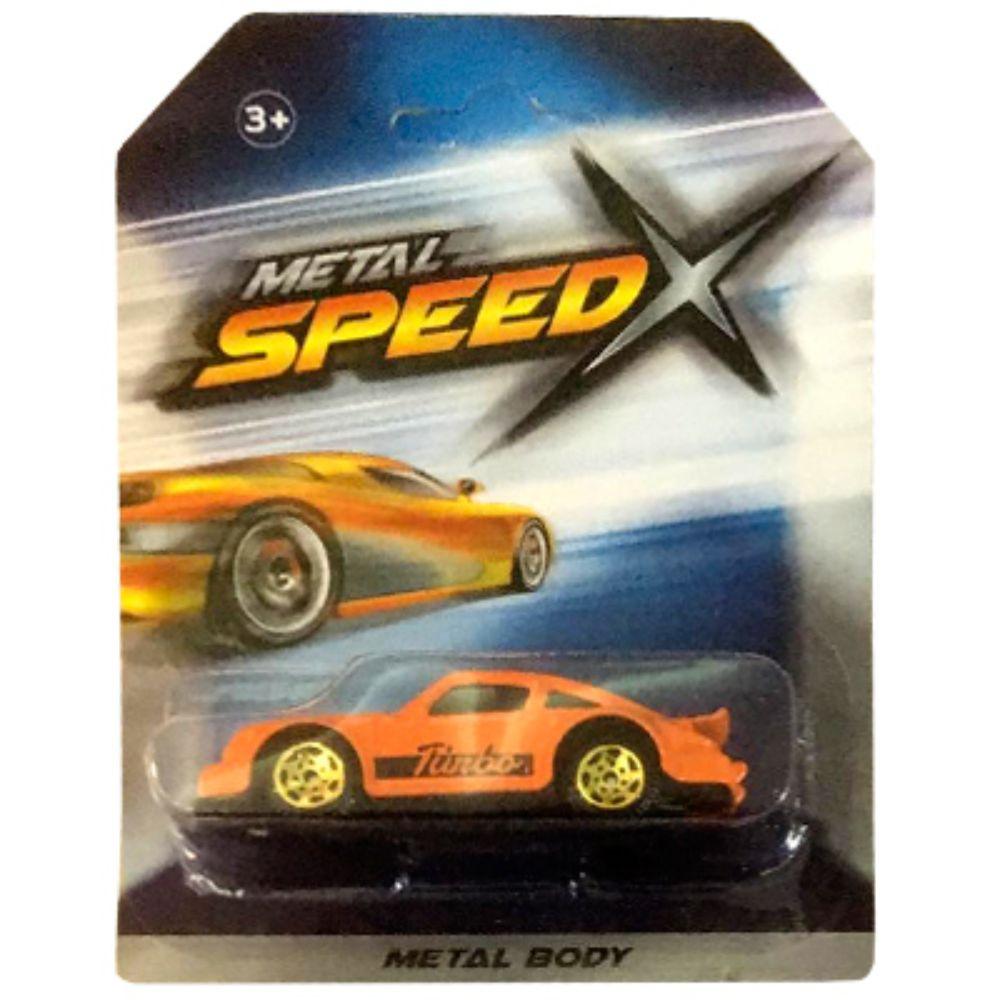 METAL SPEED- METALNI AUTO