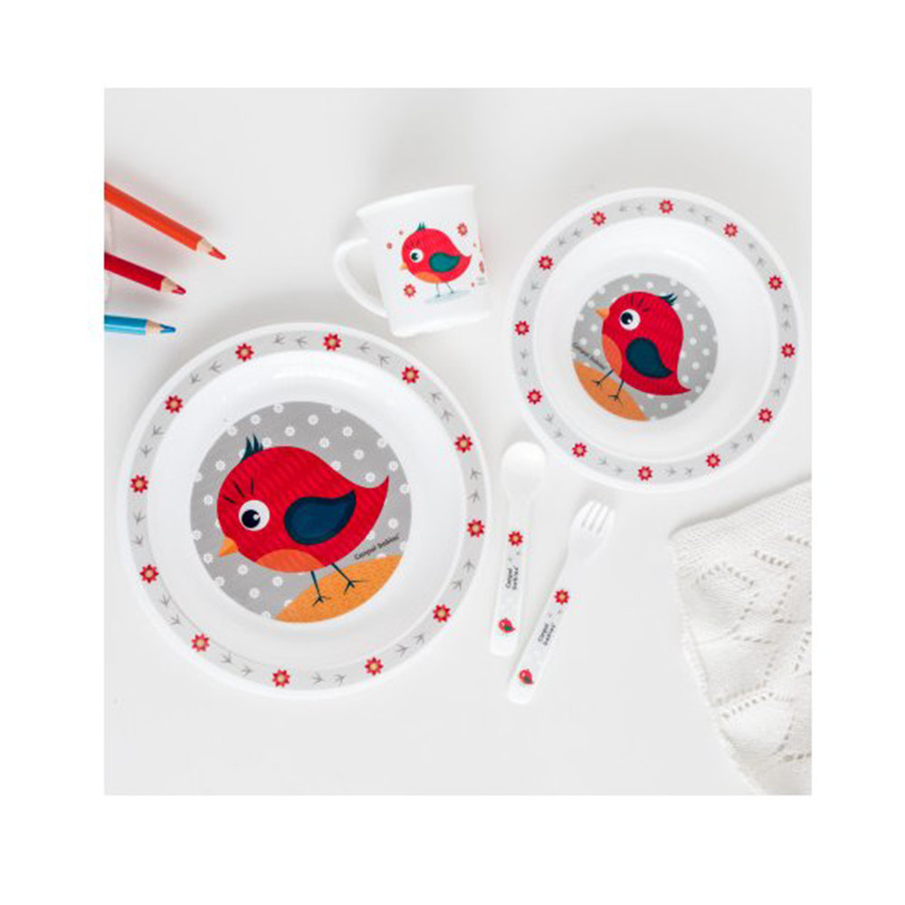 CANPOL BABY SET ZA HRANJENJE 4/401 - BIRD