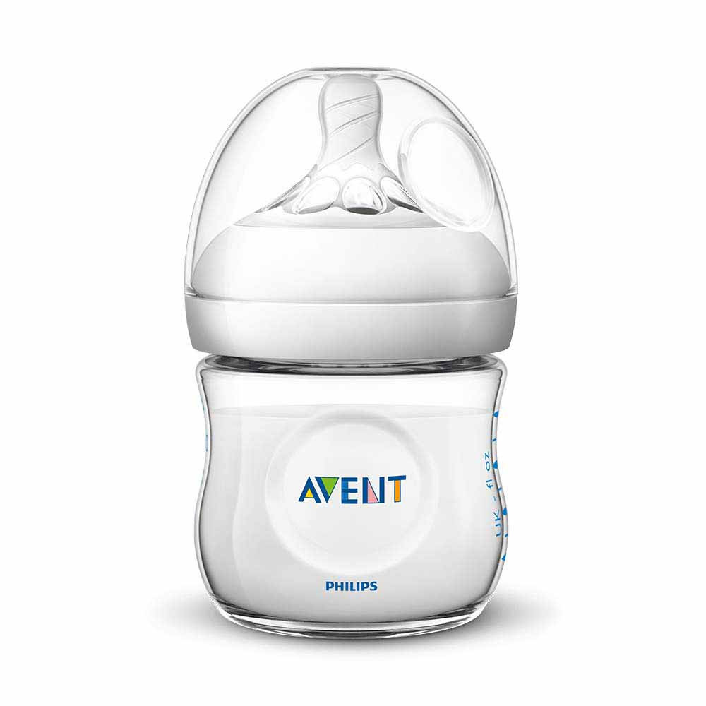 AVENT FLASICA NATURAL 125ML 6366
