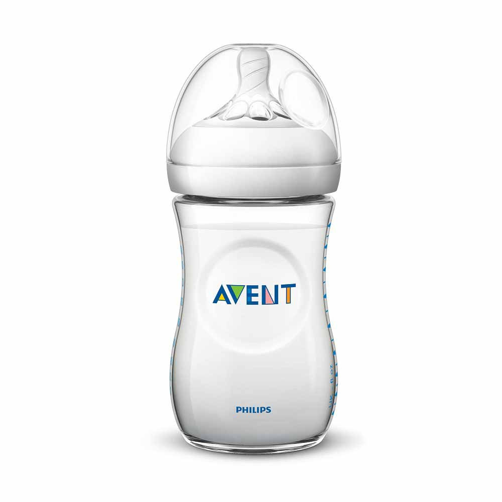 AVENT FLASICA NATURAL 260ML 6397