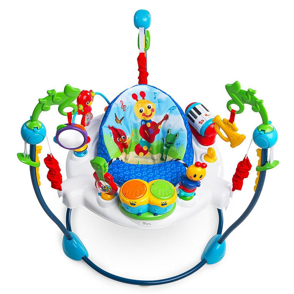 KIDS II BE NEIGHBORHOOD SYMPHONY ACTIVITY JUMPER 10504