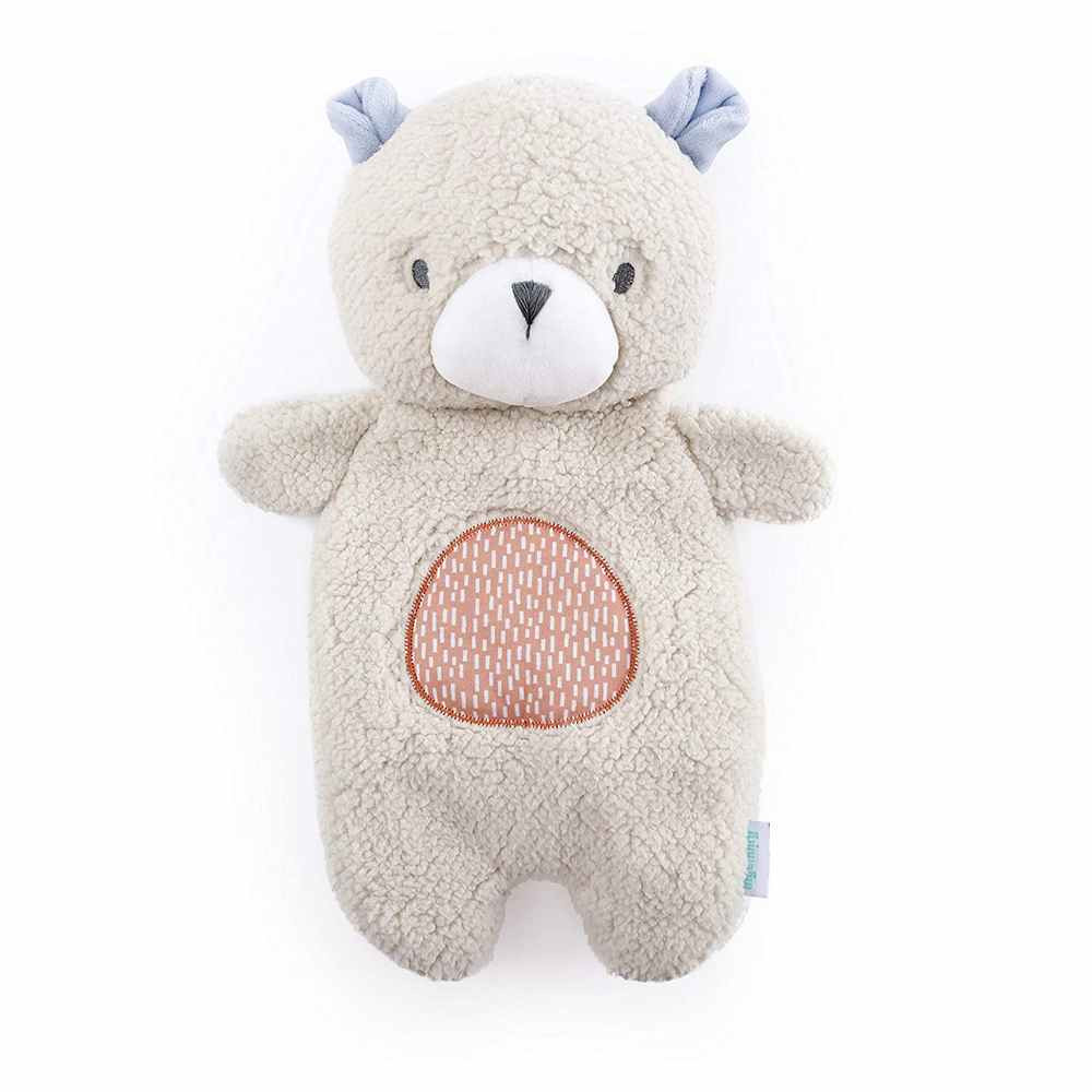 KIDS II INGENUITY IGRACKA NATE BEAN BAG LOVEY - THE TEDDY BEAR 12379