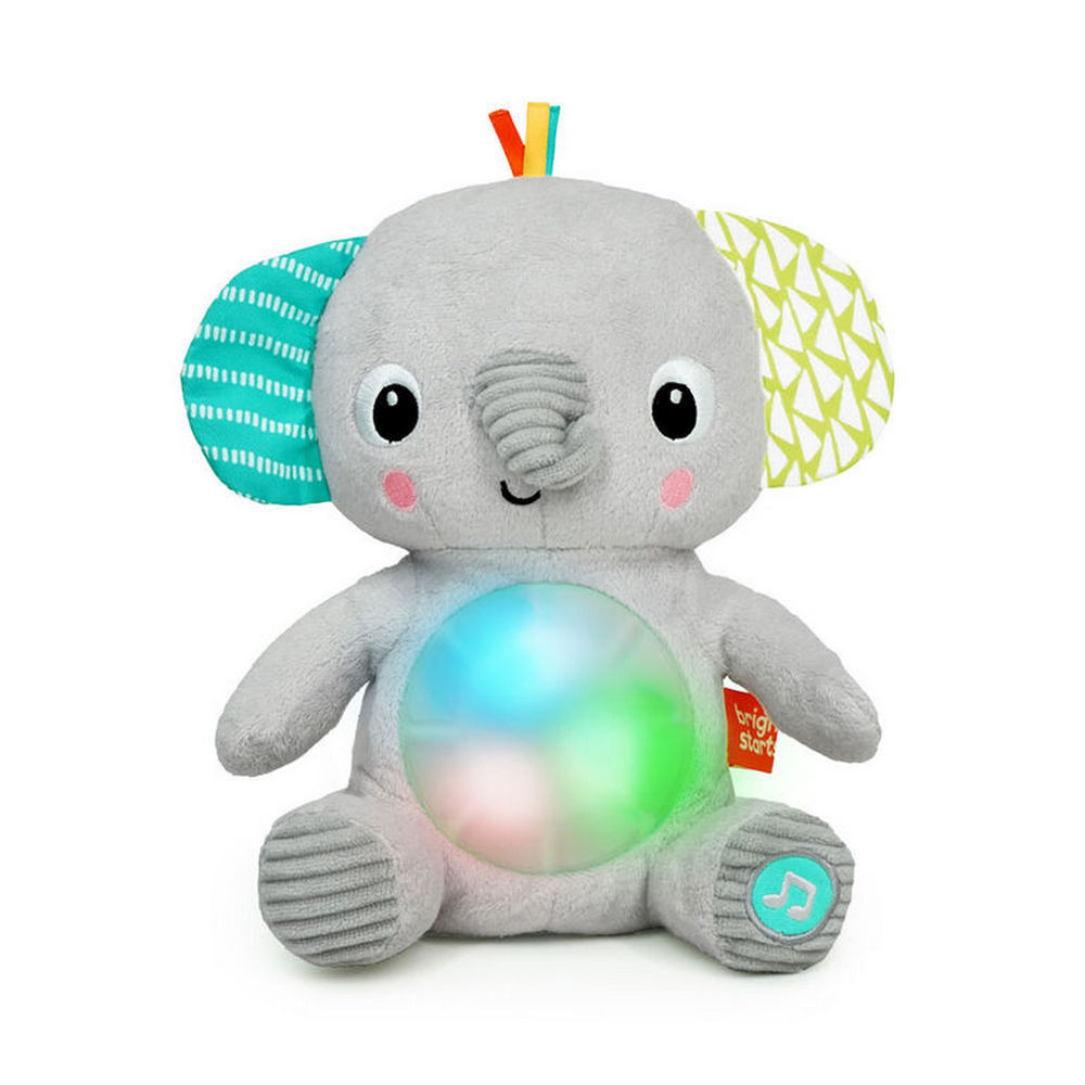 KIDS II BRIGHT STARTS PLISANA IGRACKA - HUG-A-BYE BABY ELEPHANT 12498