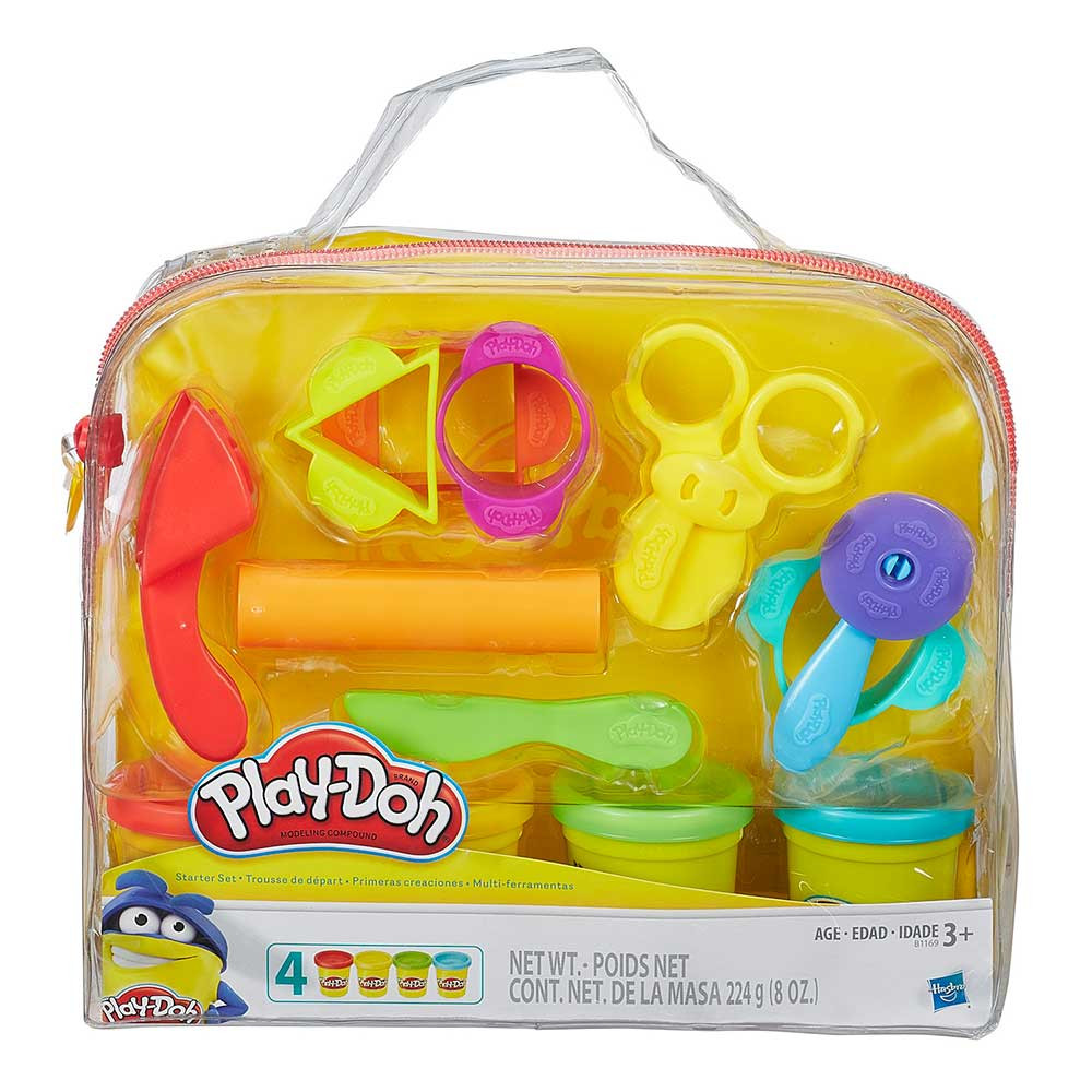 PLAY-DOH PLASTELIN STARTER SET