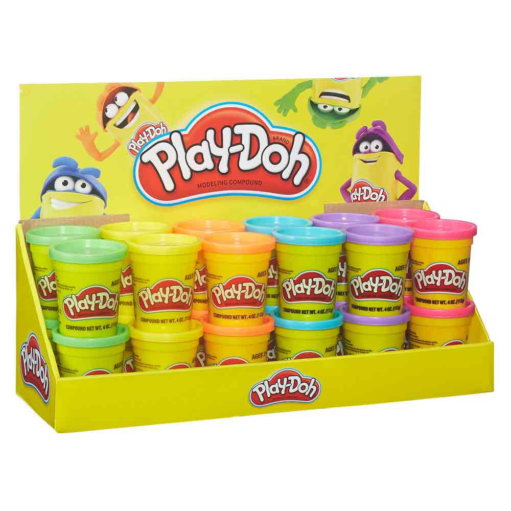 PLAY-DOH PLASTELIN