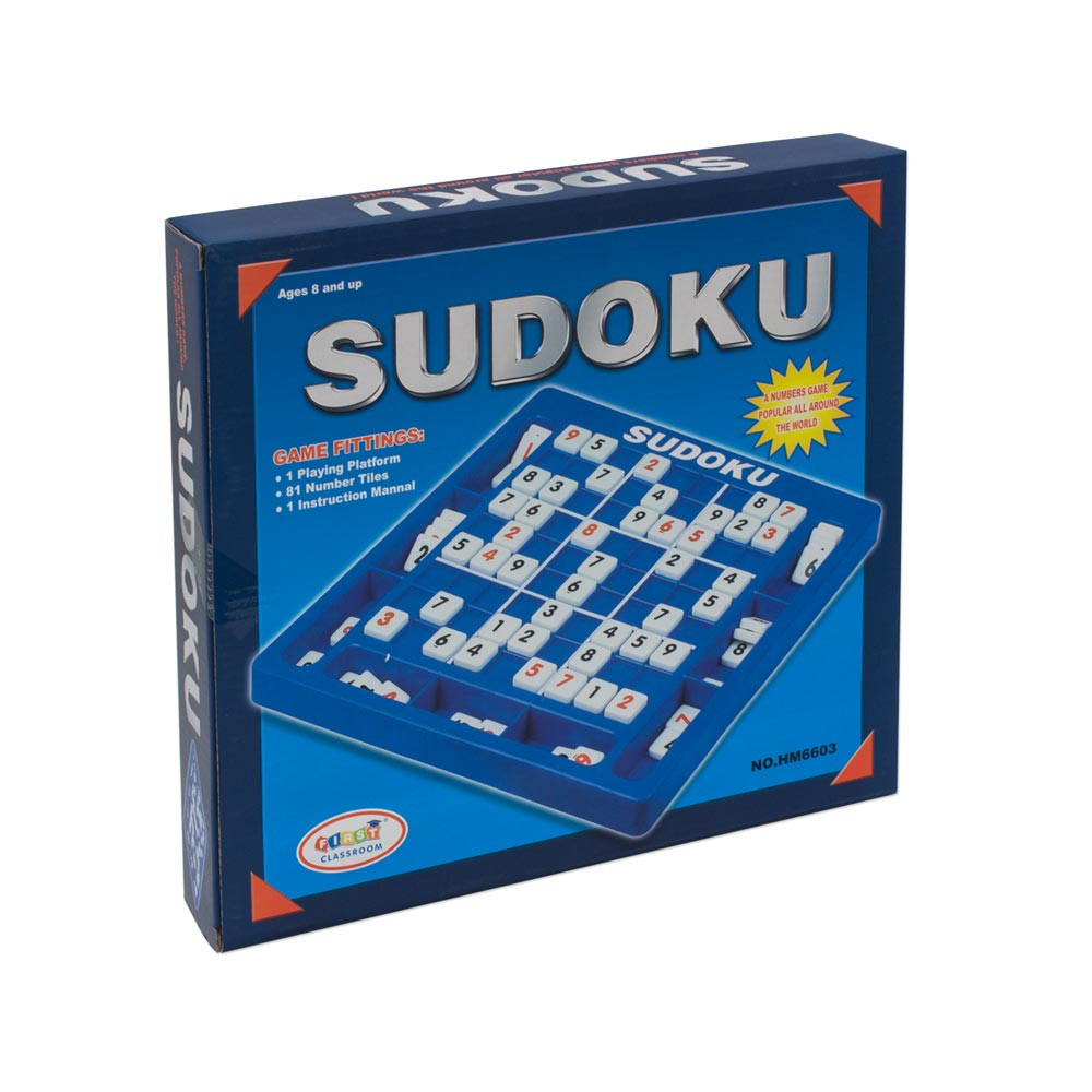 BEST LUCK SUDOKO