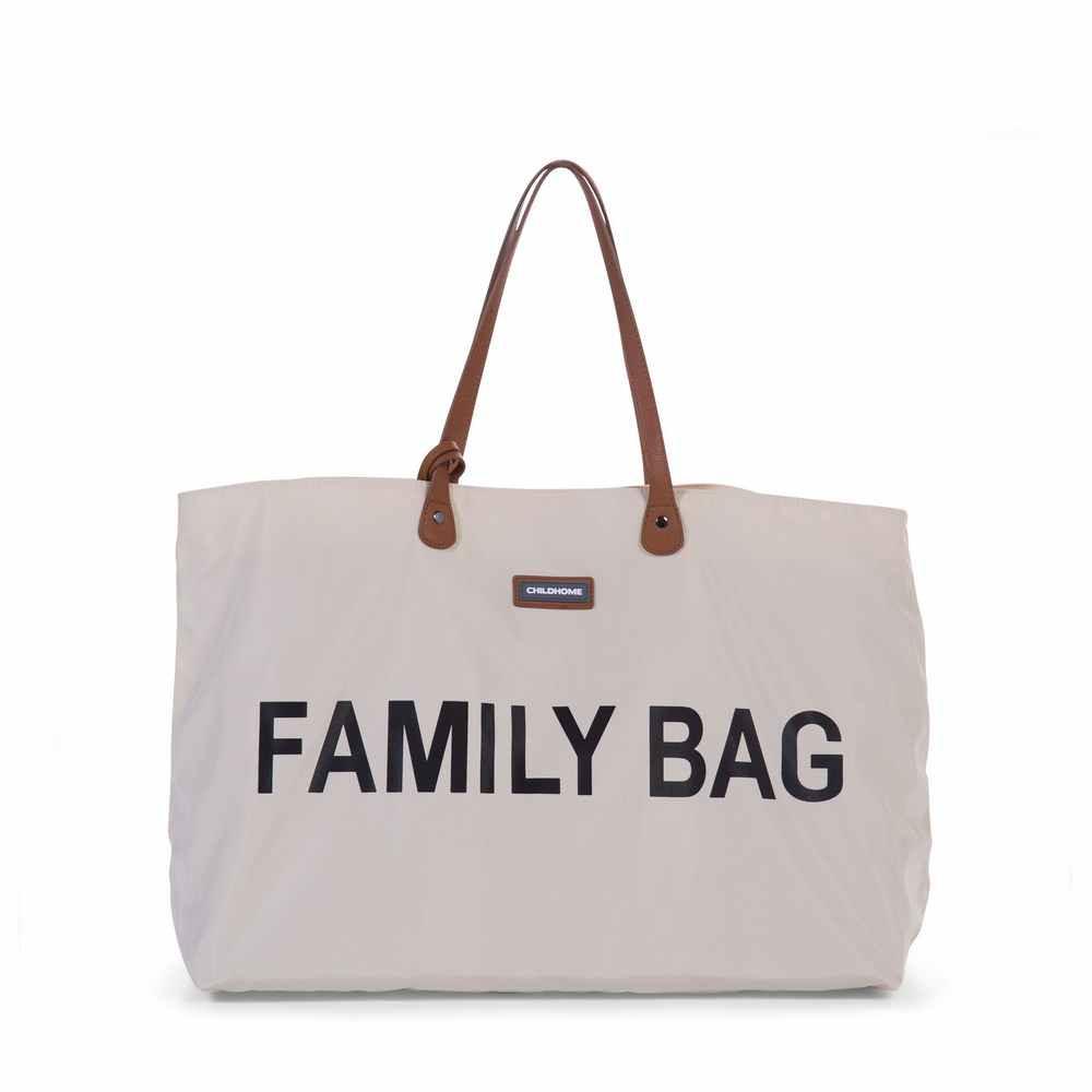 CHILDHOME FAMILY BAG WHITE