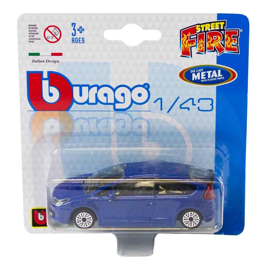 BURAGO STREET FIRE 1:43 BLISTER