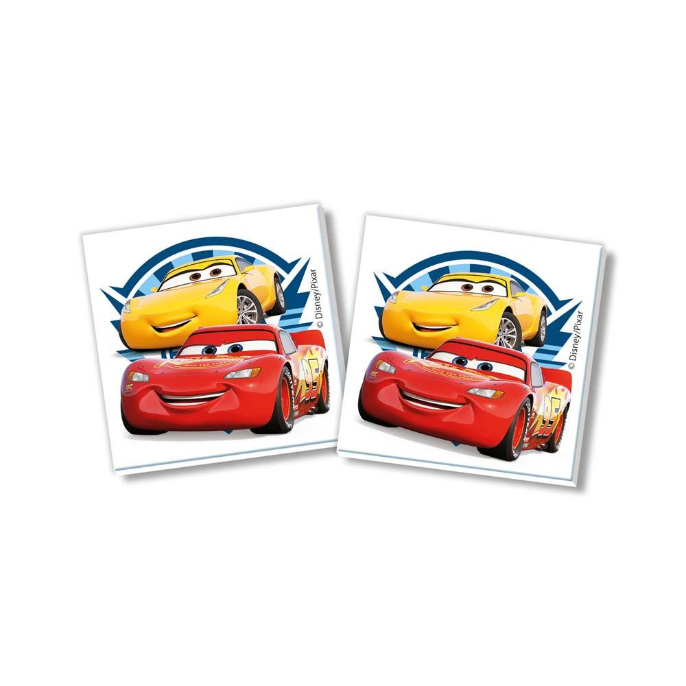 MEMO SET CARS 3
