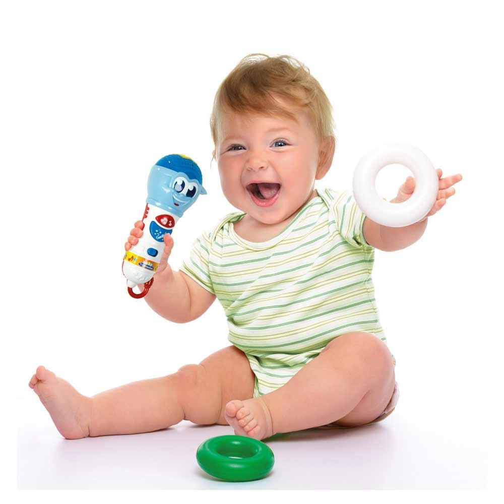 CLEMENTONI BABY MIKROFON