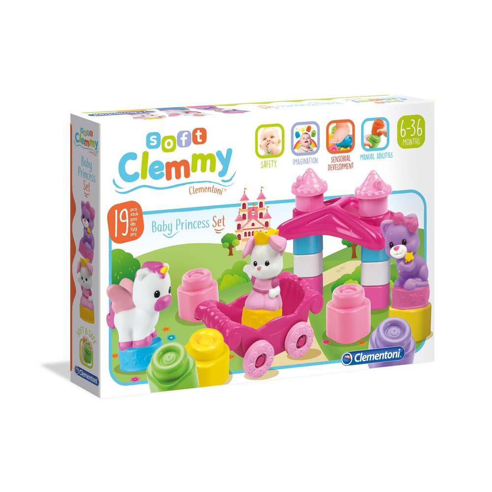 CLEMMY SOFT BABY PRINCESS SET
