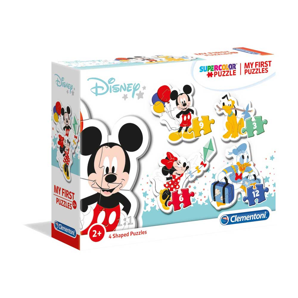 CLEMENTONI PUZZLE MY FIRST PUZZLES DISNEY BABY 2020