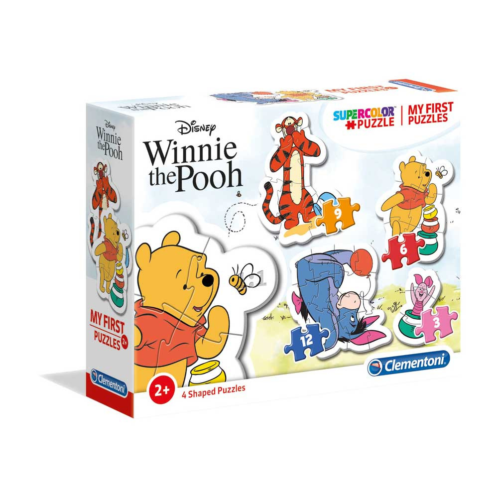 CLEMENTONI PUZZLE MY FIRST PUZZLES WINNIE THE POOH   2