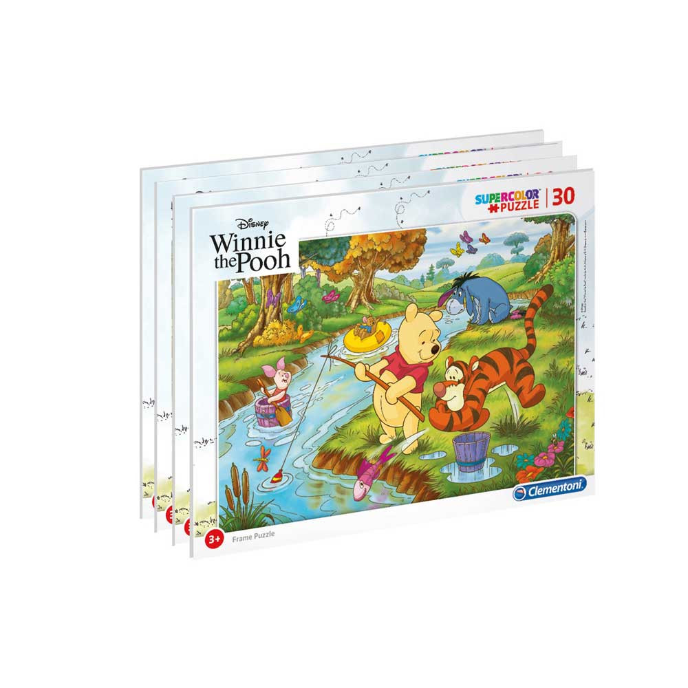 CLEMENTONI PUZZLE 30 FRAME WINNIE THE POOH 2020