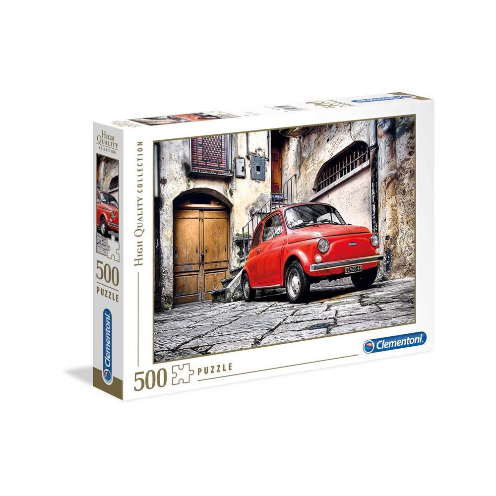 CLEMENTONI PUZZLE 500 500 HQC