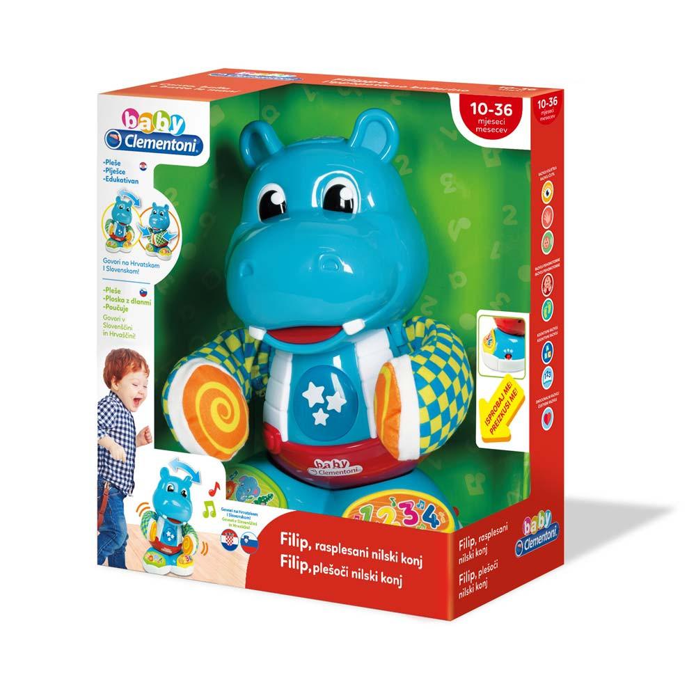 INTERAKTIVNI HIPPO FILIPPO