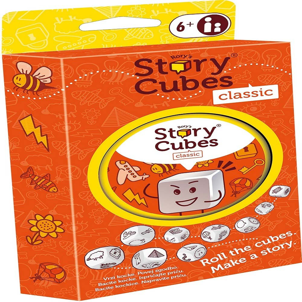 ASMODEE STORY CUBES ECO