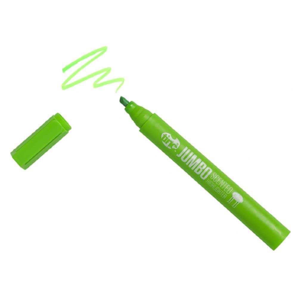 TINC LTD MARKER JUMBO SCENTED GREEN