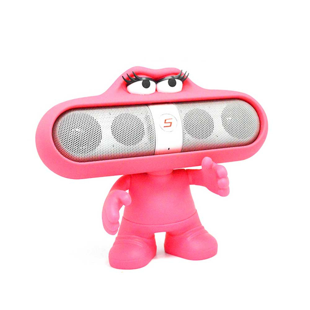 DRZAC ZA SPEAKER BTS08/PS PILL TOY HOT PINK