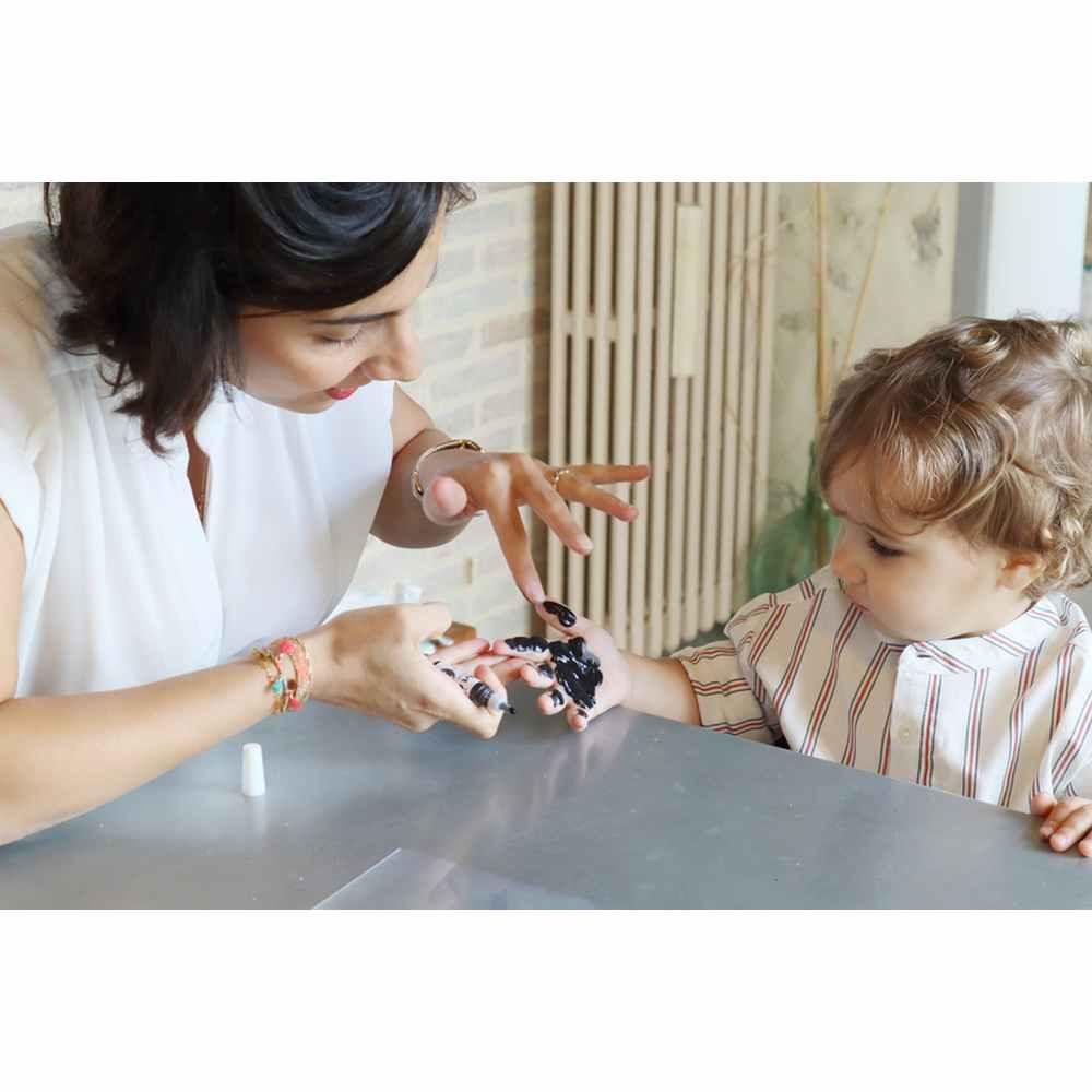 BABY ART DRVENA KUTIJA KOJA SVETLI ZA OTISAK