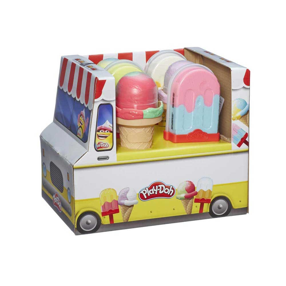 PLAY-DOH ICE POP AND CONES SET
