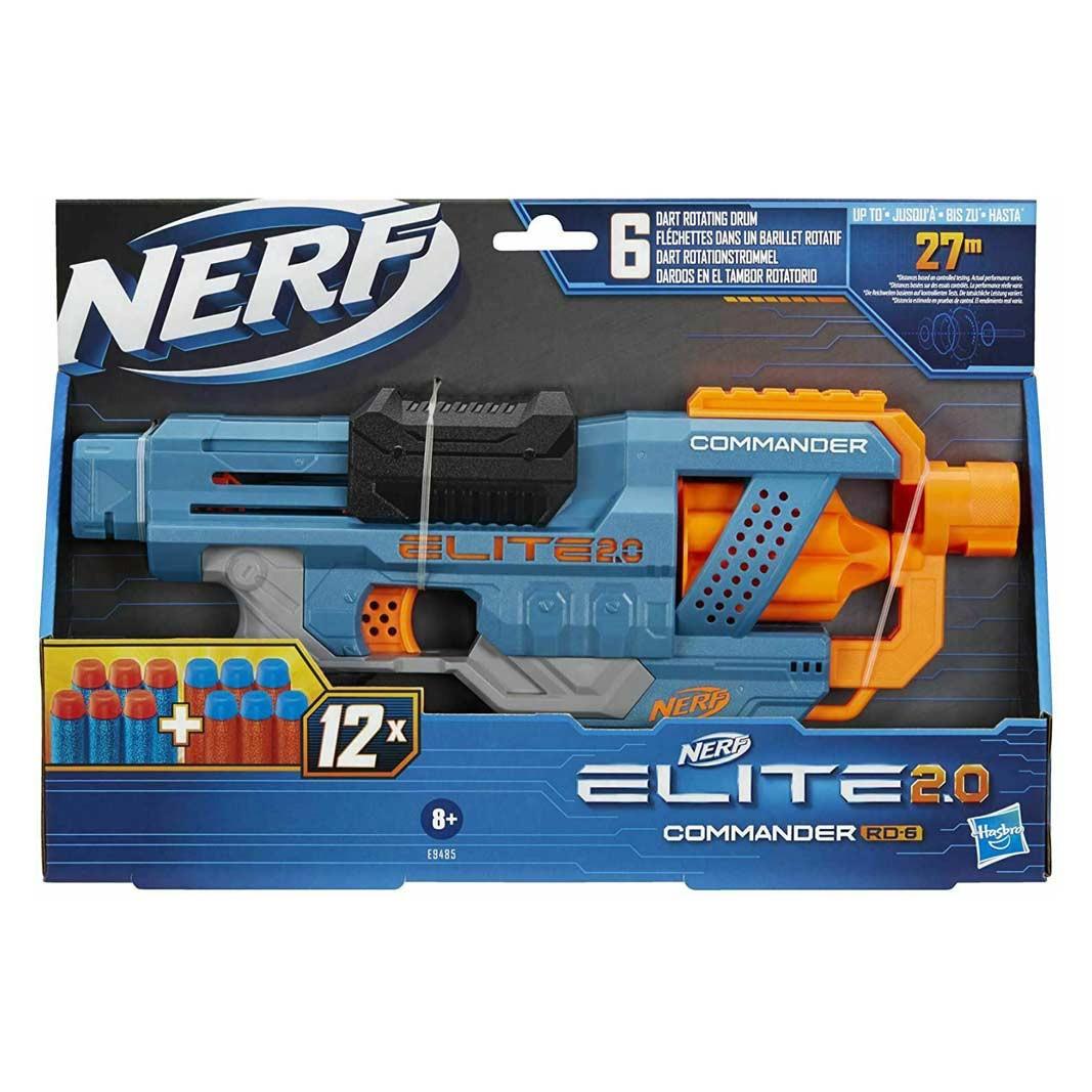 NER ELITE 2 COMMANDER RC 6