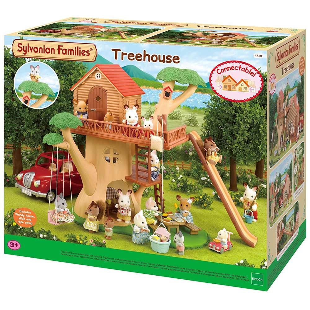 SYLVANIAN ADVENTURE TREE HOUSE