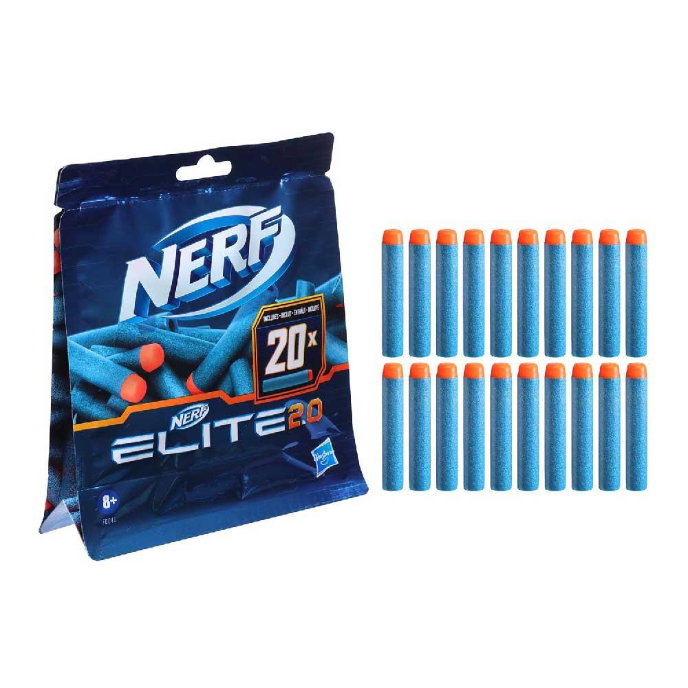 NERF ELITE 2.0 REFILL 20