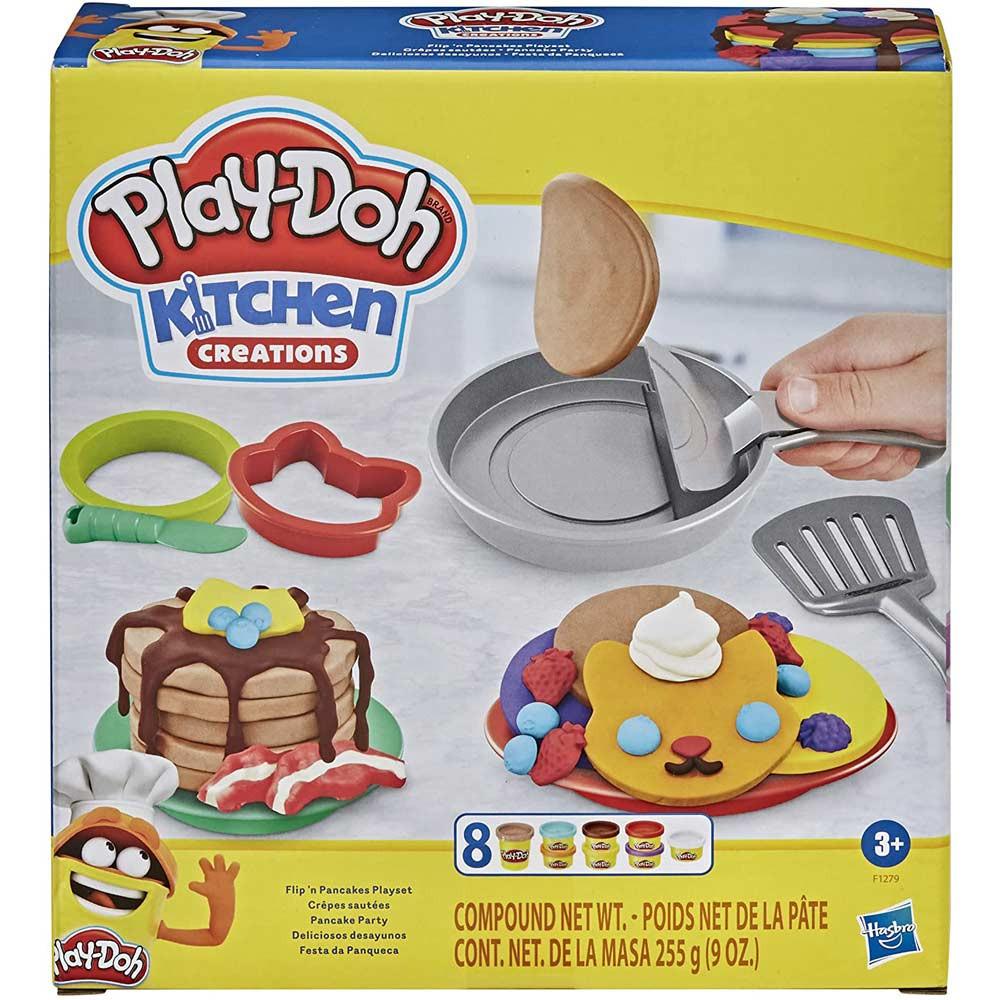 PLAY-DOH FLIP N PANCAKES PLAYSET