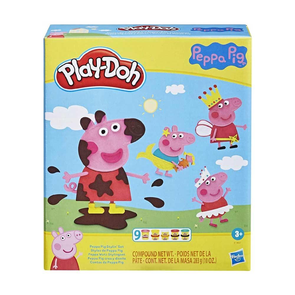 PLAY-DOH PEPPA PIG SET