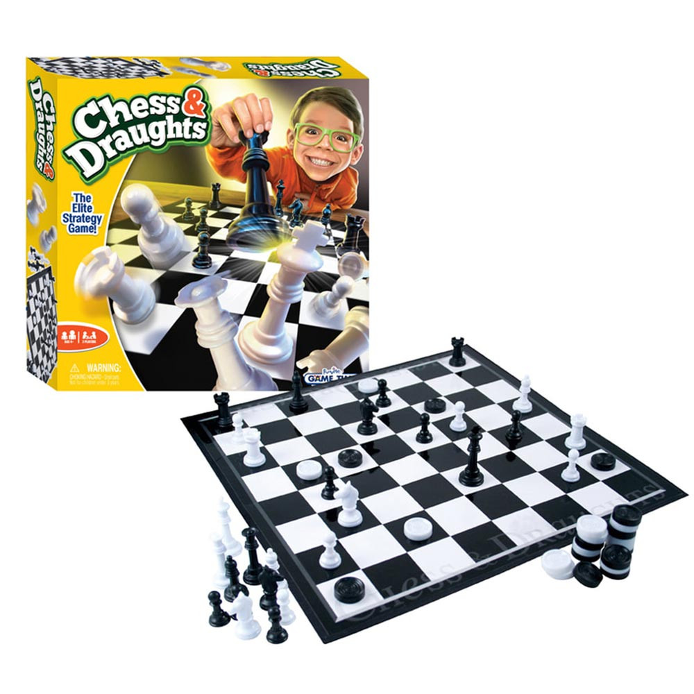 FUNVILLE DRUSTVENA IGRA CHESS   DRAUGHTS
