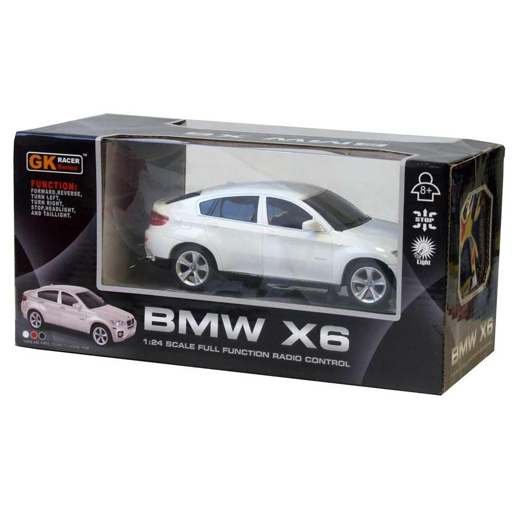 RC AUTOMOBILI BMW X6 1/24