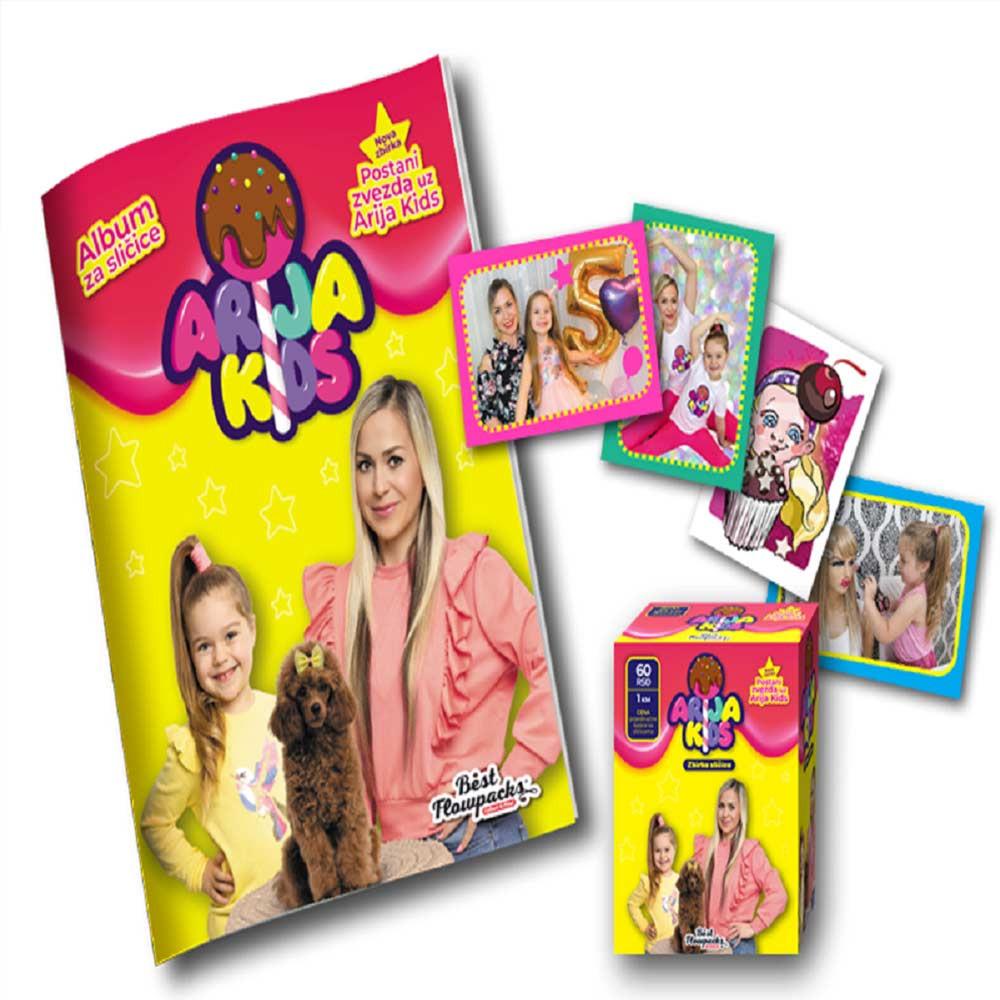 BEST FLOW PACK  ARIJA KIDS SLICICE