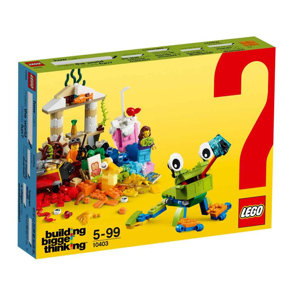 LEGO CLASSIC WORLD FUN