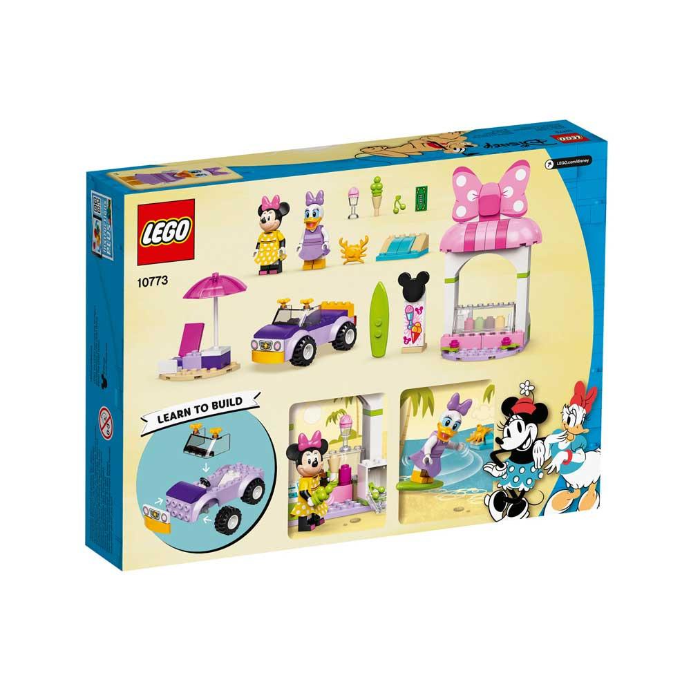 LEGO 4+ MINNIE MOUSE'S ICE CREAM SHOP