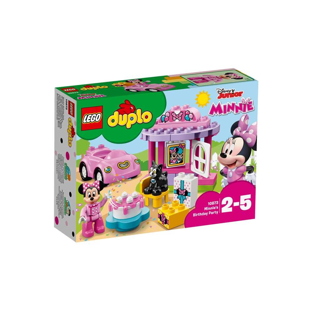 LEGO DUPLO MINNIE S BIRTHDAY PARTY
