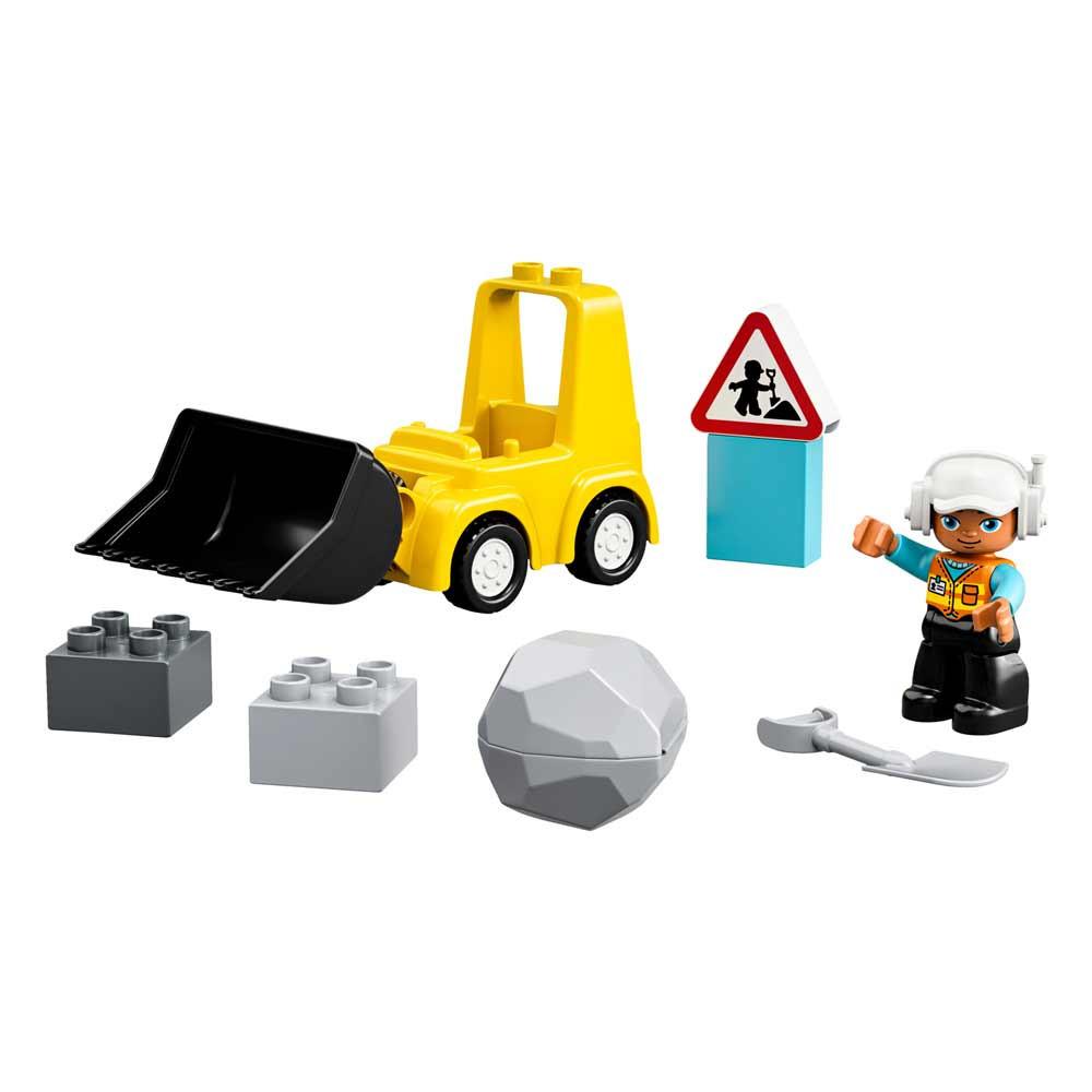LEGO DUPLO BULLDOZER