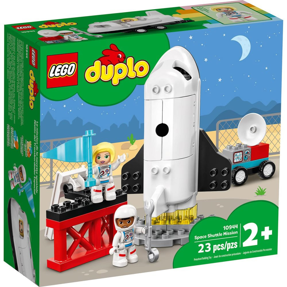 LEGO DUPLO SPACE SHUTTLE MISSION