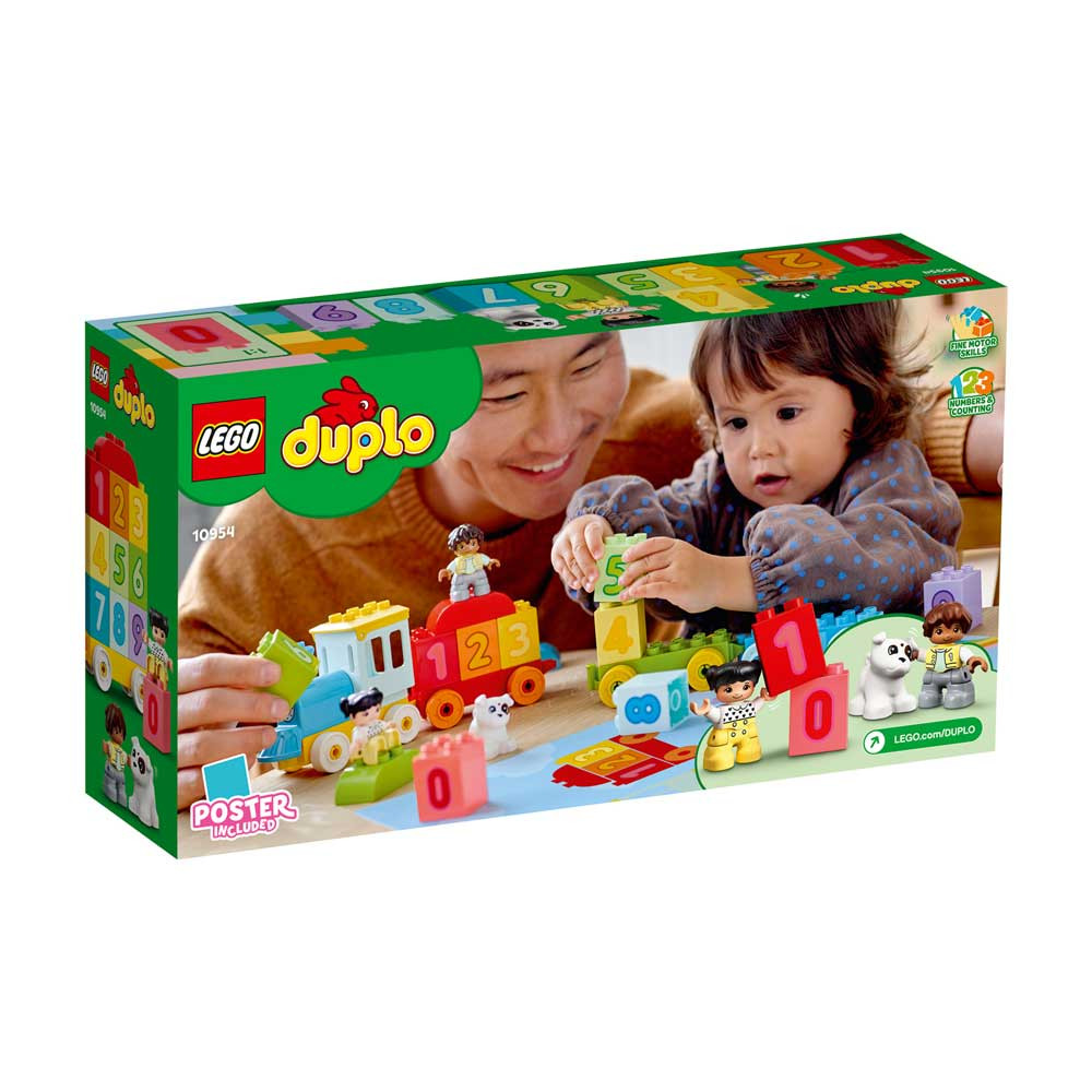 LEGO DUPLO MY FIRST NUMBER TRAIN - LEARN TO COUNT