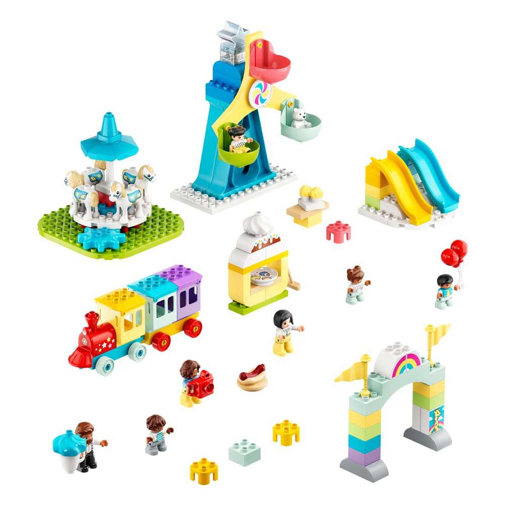 LEGO DUPLO TOWN AMUSEMENT PARK