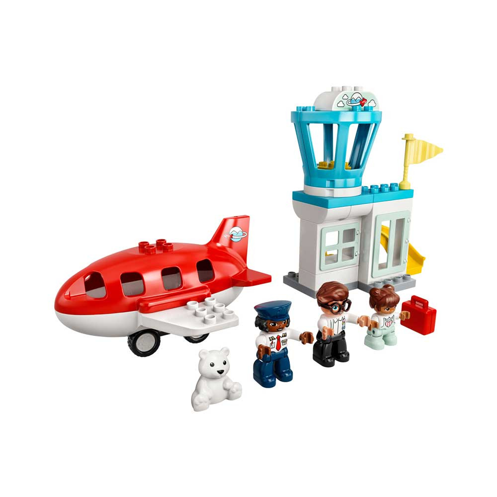 LEGO DUPLO TOWN AIRPLANE & AIRPORT
