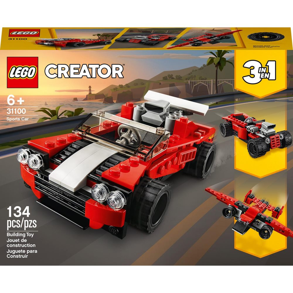 LEGO CREATOR SPORTS CAR