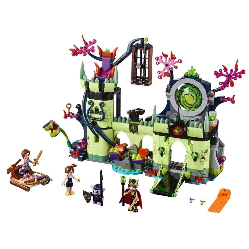 LEGO VILENJACI ELVES BREAKOUT FROM THE GOBLIN KIN..