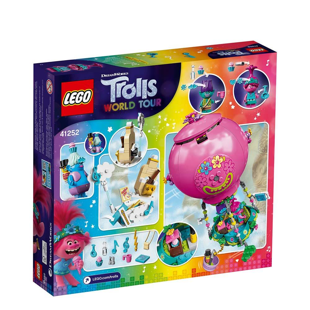 LEGO TROLLS POPPYS HOT AIR BALLOON ADVENTURES