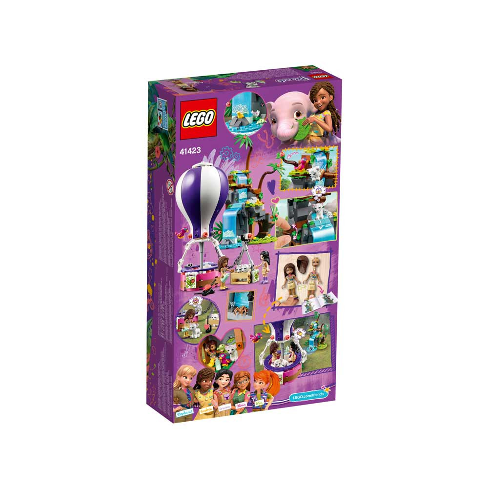 LEGO FRIENDS TIGER HOT AIR BALLOON JUNGLE
