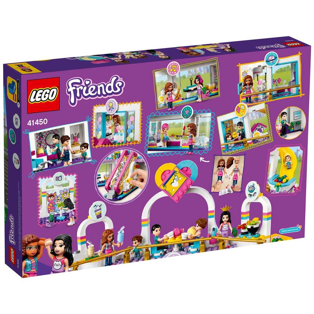 LEGO FRIENDS HEARTLAKE CITY SHOPPING MALL
