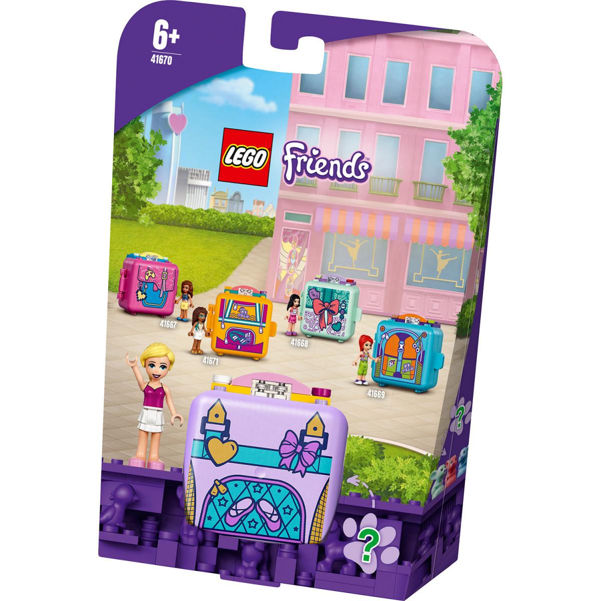 LEGO FRIENDS STEPHANIES BALLET CUBE