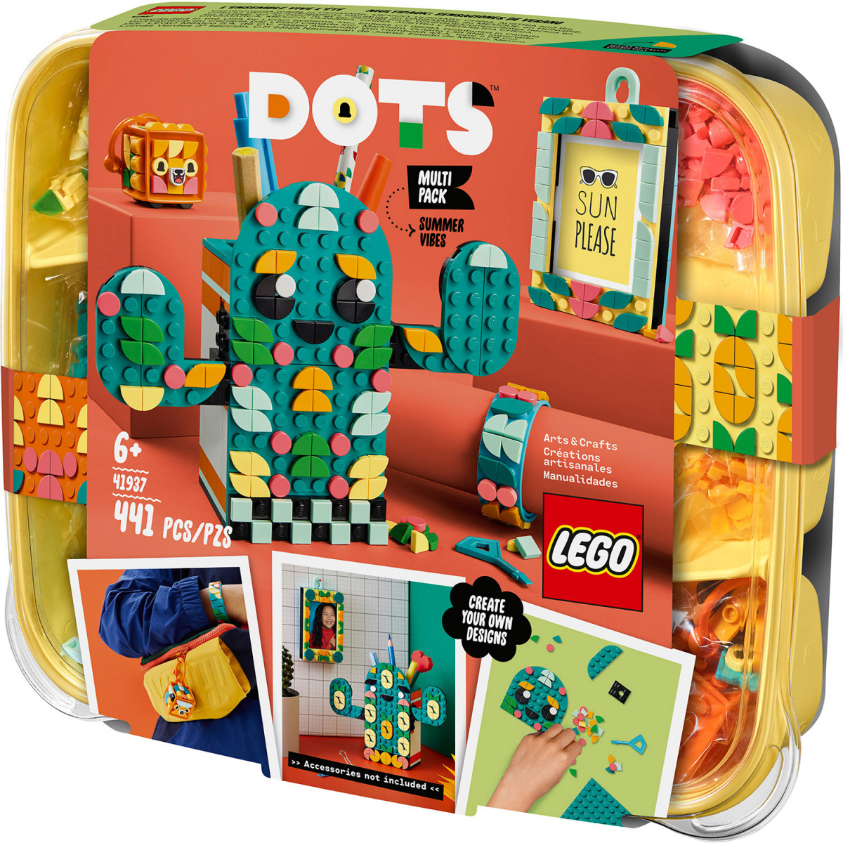 LEGO DOTS MULTI PACK - SUMMER VIBES