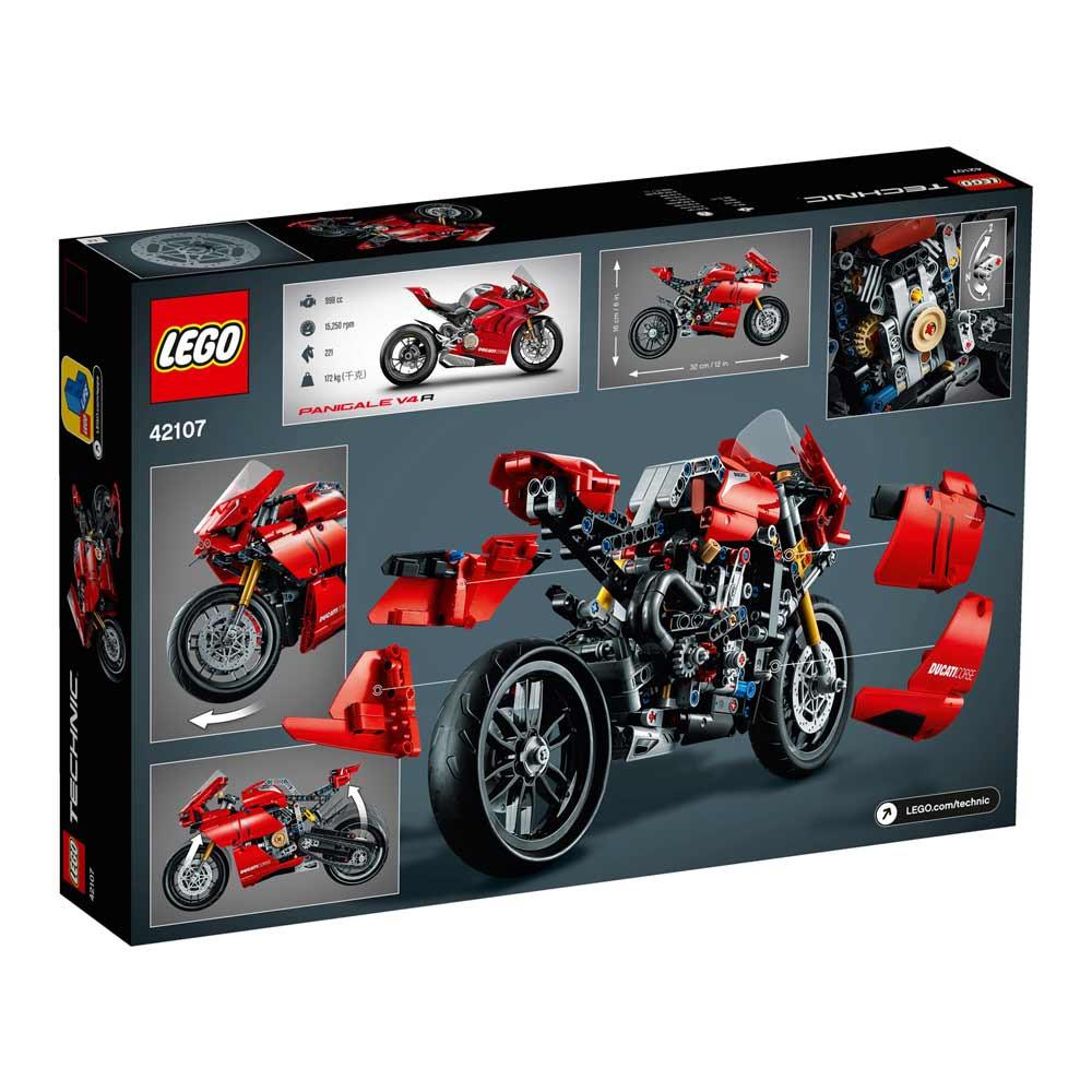 LEGO TECHNIC DUCATI PANIGALE V4