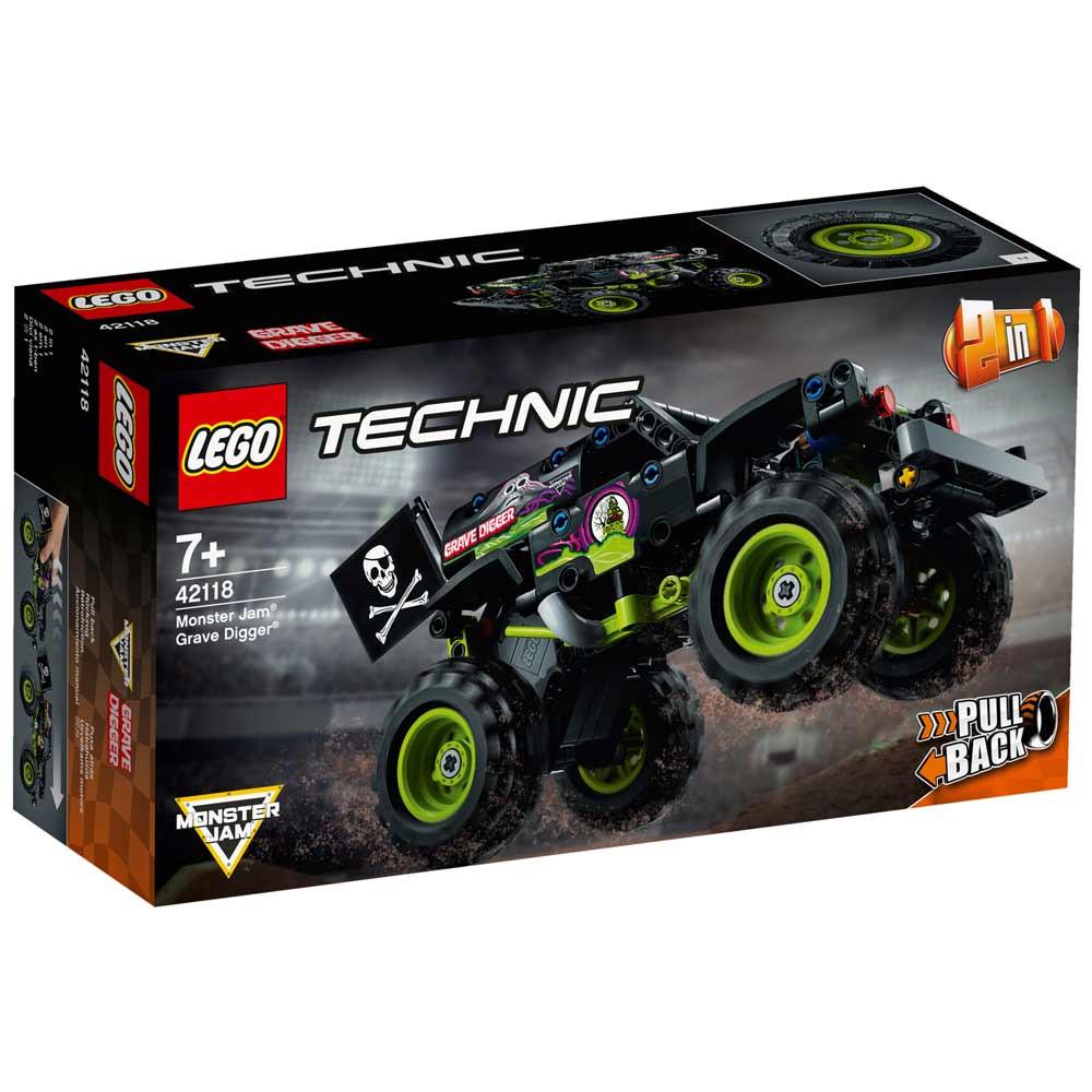 LEGO TECHNIC MONSTER JAM®  GRAVE DIGGER®